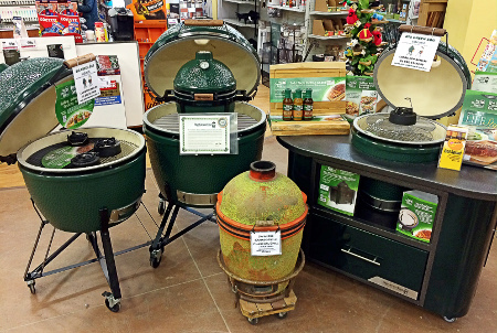 big green egg free nest twins ace hardware